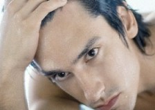 Is your hairline receding each time you look in the mirror?