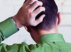 Itchy Scalp and Receding Hairline