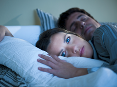 Sleep Deprivation Can Lead to Hairloss