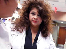 Professor Angela Christiano - Hair Loss Researcher - Who Has Alopecia