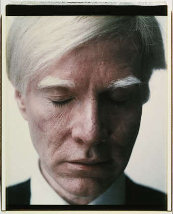 Andy Warhol Wore Wigs to Cover his Baldness
