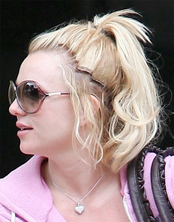 Hair Extensions - Britney Spears