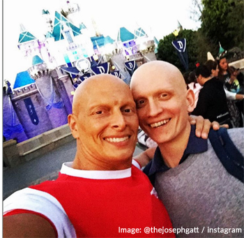 Joseph Gatt and Anthony Carrigan