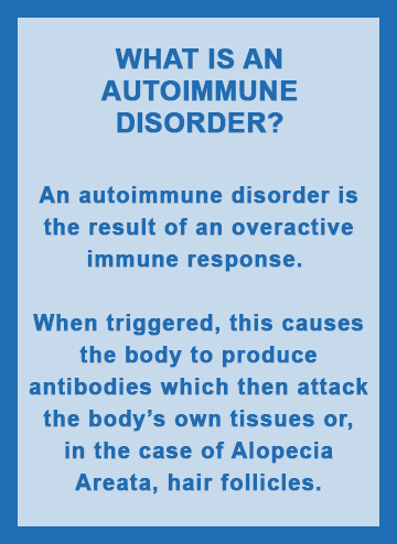 what is an autoimmune disorder information alopecia areata